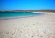 Turquoise Bay, una piscina natural a la costa oest d'Austràlia