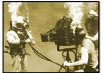 Història del submarinisme 3. Els primers equips de busseig
