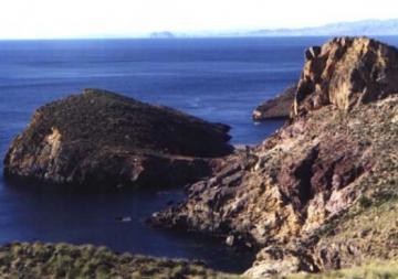 Immersions. La cova del Llac a Mazarrón (Múrcia)
