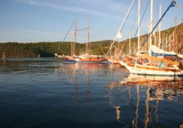 Bodrum, un mar ple d'història