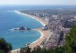 El litoral català en mala forma .