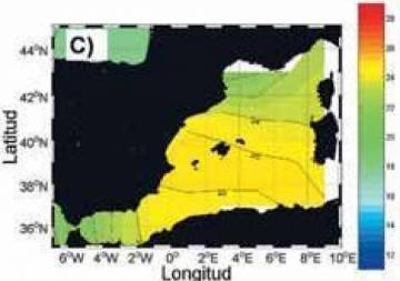 El Mediterrani es continua escalfant