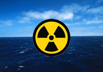 Radioactivitat al mar del Japó