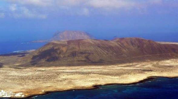 L'illa de La Graciosa